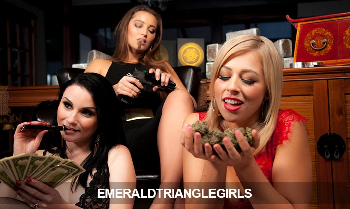 Adult Deal - Only $4.20 for 30days of EmeraldTriangleGirls