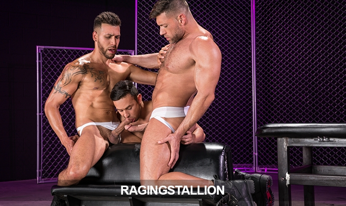 Adult Deal - Raging Stallion:  Just 9.95 - Ends Today!