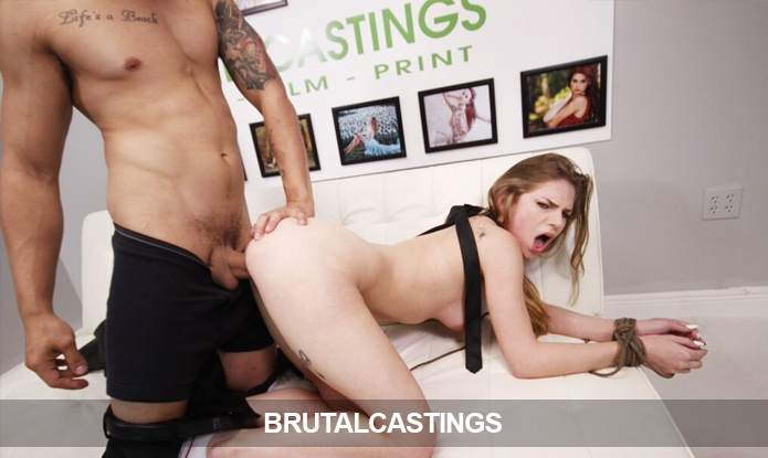 Audition XXX Videos - Casting sessions with naive and.