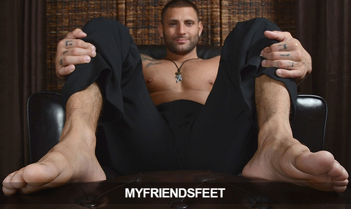 Adult Deal - MyFriendsFeet