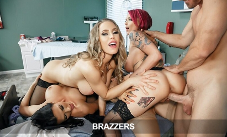 Brazzers Network: Just 9.99 - Ends Today!