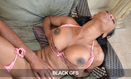 BlackGFs:  Just 9.95/Mo for Life!